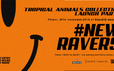 30TH NOV 2018: TROPICAL ANIMALS COLLECTION – LAUNCH PARTY at SOCIETE ANONYME!