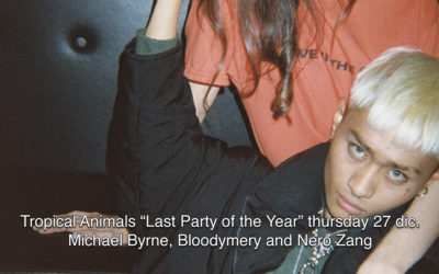 "27th Dec 2018 : Tropical Animals "" The Last Party of the year"""