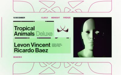 Tropical Animals Deluxe with Levon Vincent and Ricardo Baez