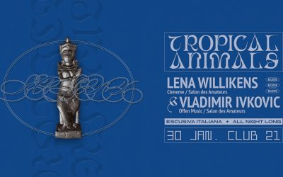 Tropical Animals w/ Lena Willikens and Vladimir Ivkovic